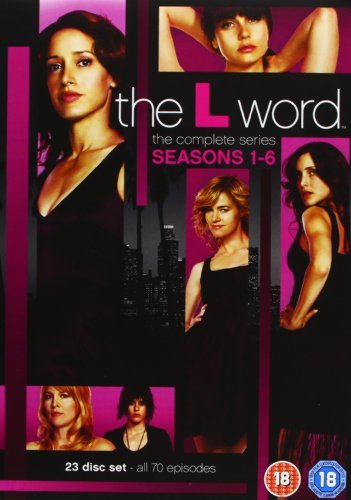The L Word Complete DVD Collection [23 Discs]Box Set: Series 1, 2, 3, 4, 5 and 6 + Extras
