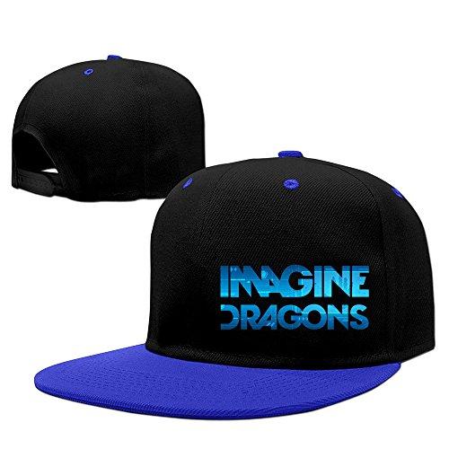 Bhangra Costumes (Imagine Dragons Hard Rock Punk Hip-hop Cool Snapback Hat Adjustable)