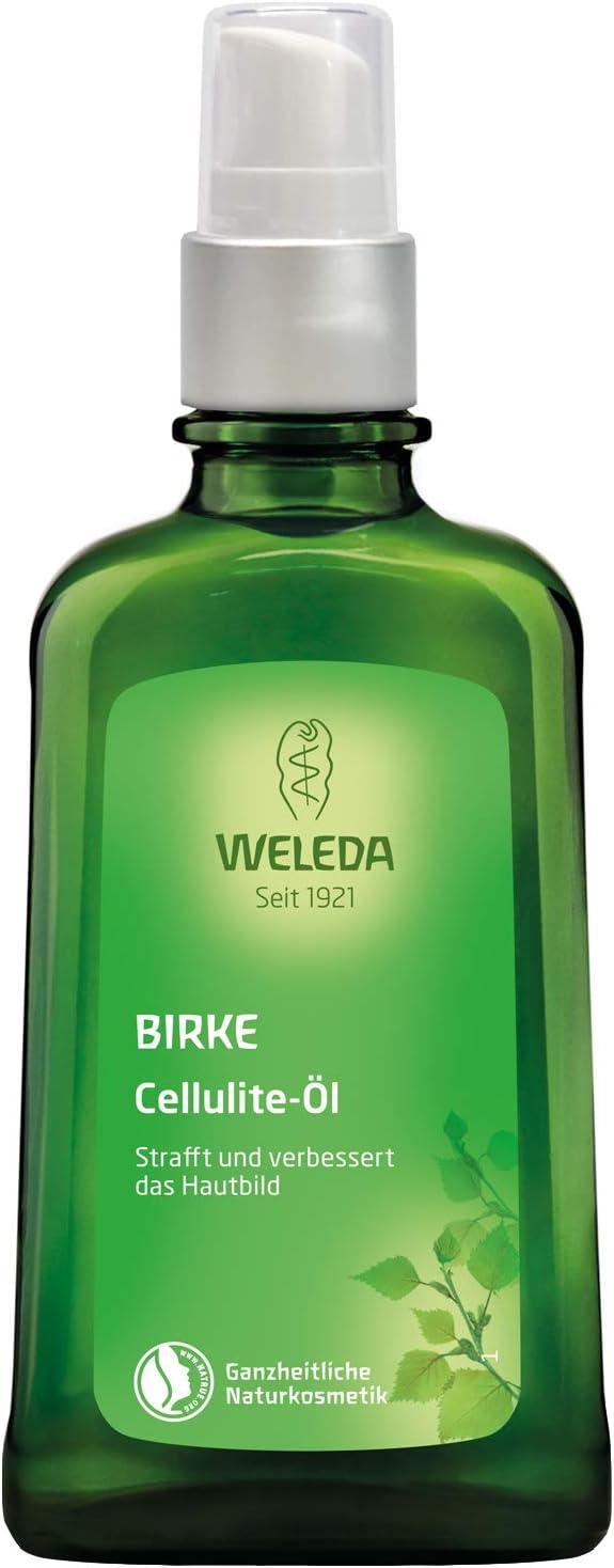 WELEDA - Aceite anticelulítico de abedul