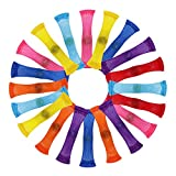 Grobro7 Marble Fidget Set Funny Durable Kids Finger Toy Release Pressure Gifts for Family and Friends, Marble Fidget 20 Pack