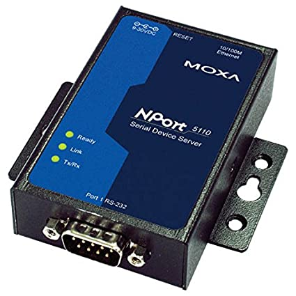 MOXA NPORT 5110 TREIBER WINDOWS 10