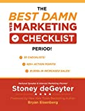 img - for The Best Damn Web Marketing Checklist, Period! book / textbook / text book
