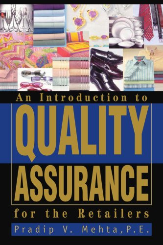 Download INTRO TO QUALITY ASSURANCE FOR ebook