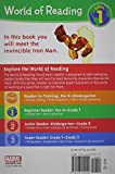This is Iron Man Level 1 Reader (World of Reading)