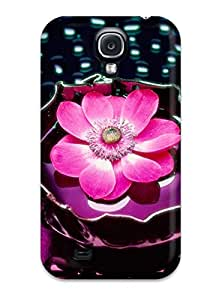 Case Cover Protector For Galaxy S4 Petals And Water Case 6358610K22441269