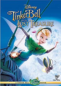 Tinker Bell Lost Treasure