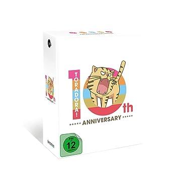 Toradora 10th Anniversary Edition Blu Ray Amazonde
