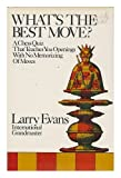 What's the Best Move? Chess Quiz, Larry Evans, 0671214608