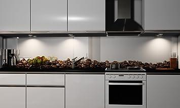 Küchenrückwand Folie selbstklebend Kaffee Klebefolie in verschiedene ...
