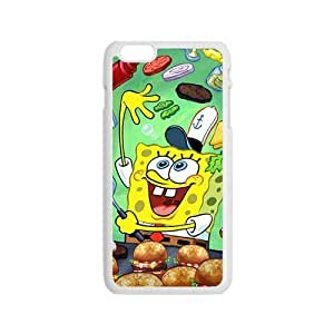 Lovely SpongeBob Cell Phone Case for Iphone 6