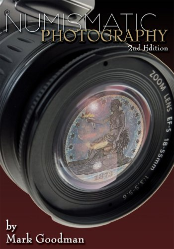 - Numismatic Photography, 2nd edition