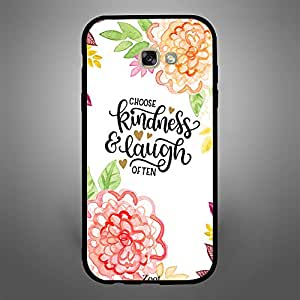Samsung Galaxy A7 2017 Choose Kindness & Laugh often