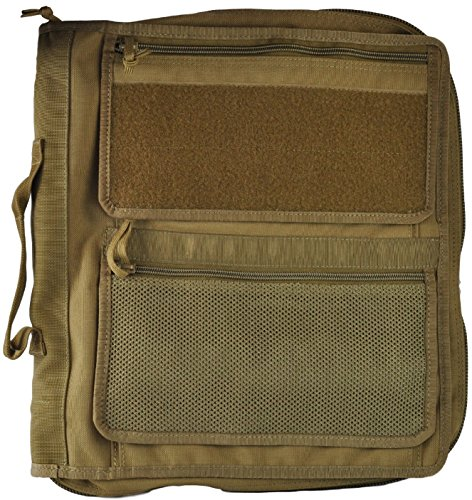 Tactical 3-Ring Binder Cover System/Fits 1.5-2 Inch