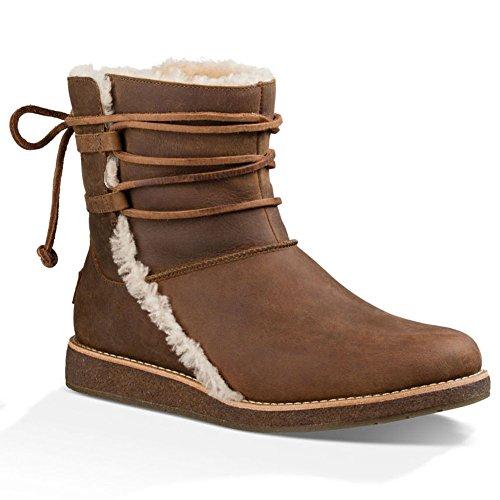 Boot 6 Größe Luisa Damen UGG Shearling Chocolate Yfq0tqw7