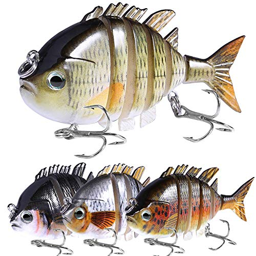 PLUSINNO Fishing Lures for