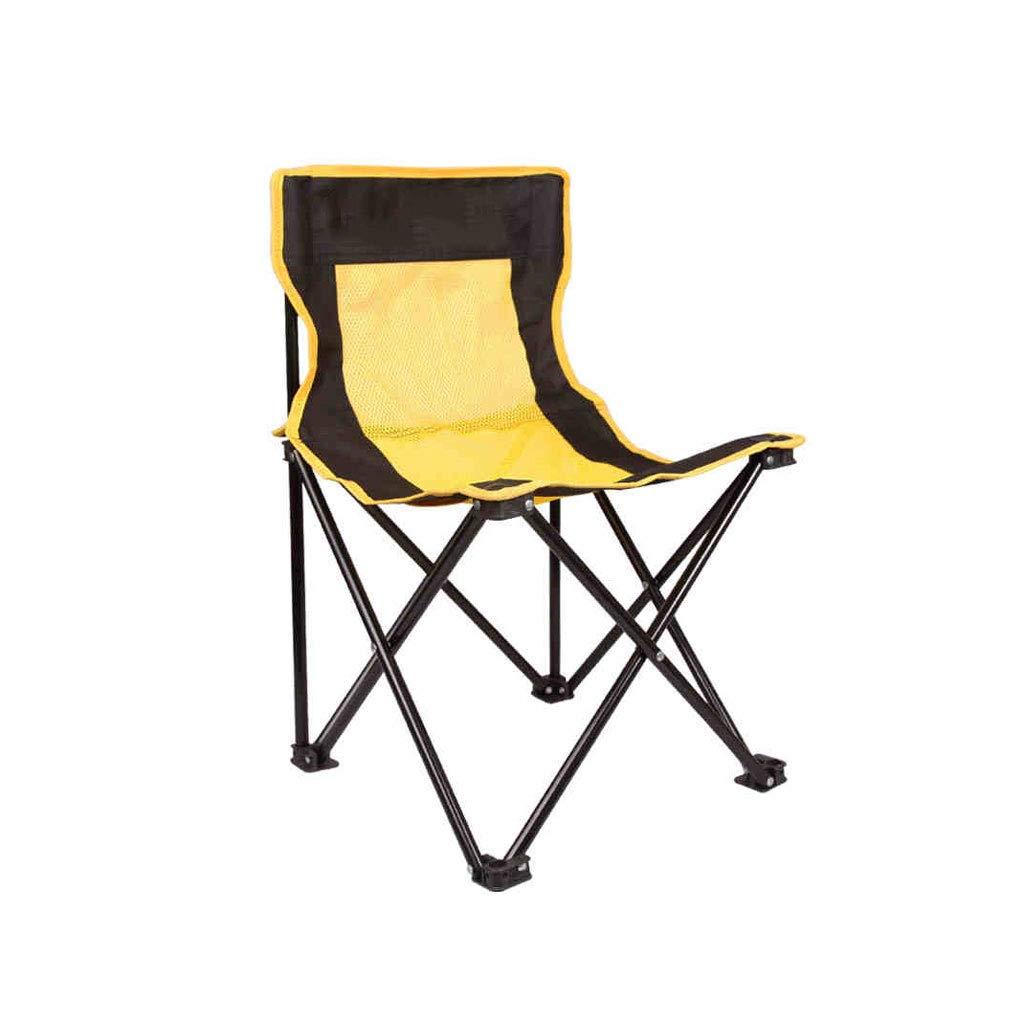 Outdoor Freizeit Klappstuhl Angeln Stuhl Lounge Stuhl Klapp Strandstuhl Grill Stuhl 36x59 cm