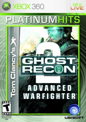 ghost recon advanced warfighter 2 - 1