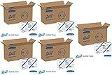 Kleenex 01701CT Hand Towels, POP-UP Box, Cloth, 9 x 10 1/2, 120 Per Box , Case of 18 (Pack 5)