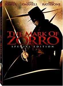 The Mark of Zorro (Special Edition) (Colorized / Black and White)