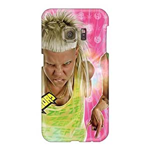 Shock Absorbent Hard Phone Case For Samsung Galaxy S6 (Xns18594jmJn) Provide Private Custom HD Die Antwoord Pictures