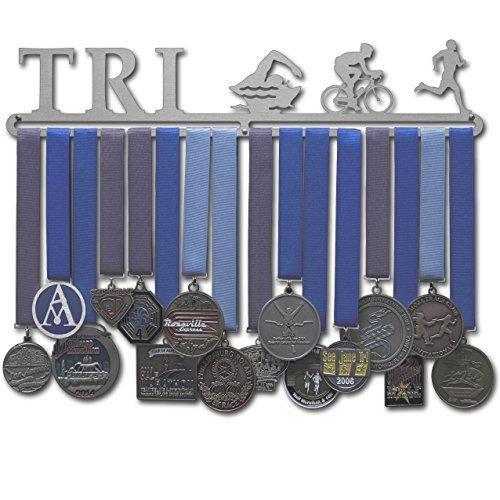 Allied Medal Hanger - Triathlon Figures - Male (18