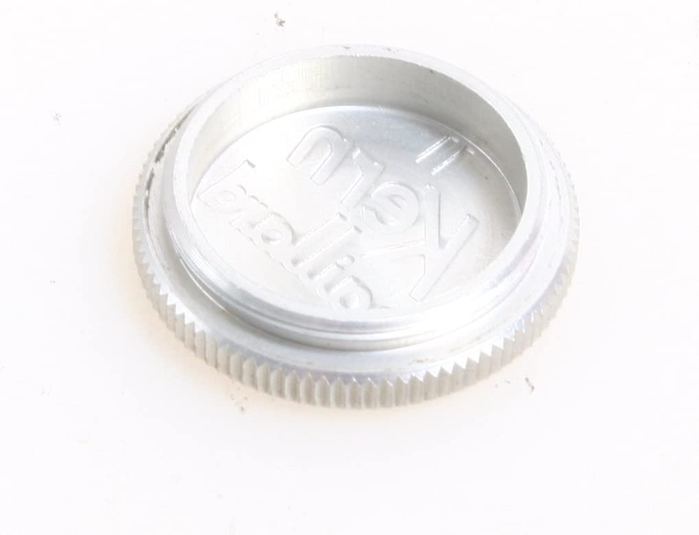 21MM SCREW IN ALUMINUM LENS CAP KERN PAILLARD BOLEX APPROX RARE