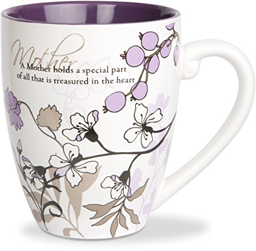 Pavilion Mark My Words Mother Mug, 20-Ounce, 4-3/4-Inch