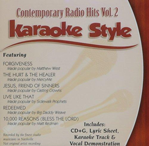 Daywind Karaoke Style: Contemporary Radio Hits Vol. 2