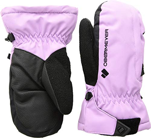 Obermeyer Kids Unisex Gauntlet Mitten (Little Kids/Big Kids) Violetta MD