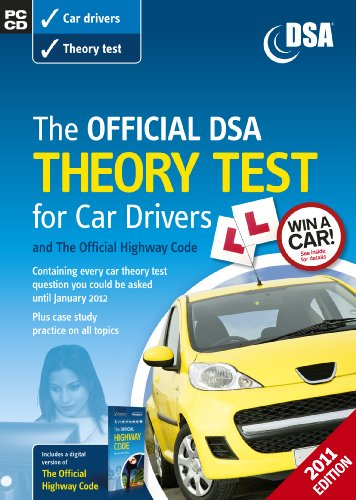 The Official DSA Theory Test for Car Drivers and the Official Highway Code 2010-2011