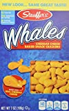 Stauffer's, Whales Baked Snack Crackers 7oz(pack of 3)