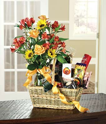 Ripe River Fruit & Gift Basket - Same Day Gift Baskets Delivery - Fresh Fruit Baskets - Fruit Basket Delivery - Organic Fruit Baskets - Best Gift Baskets