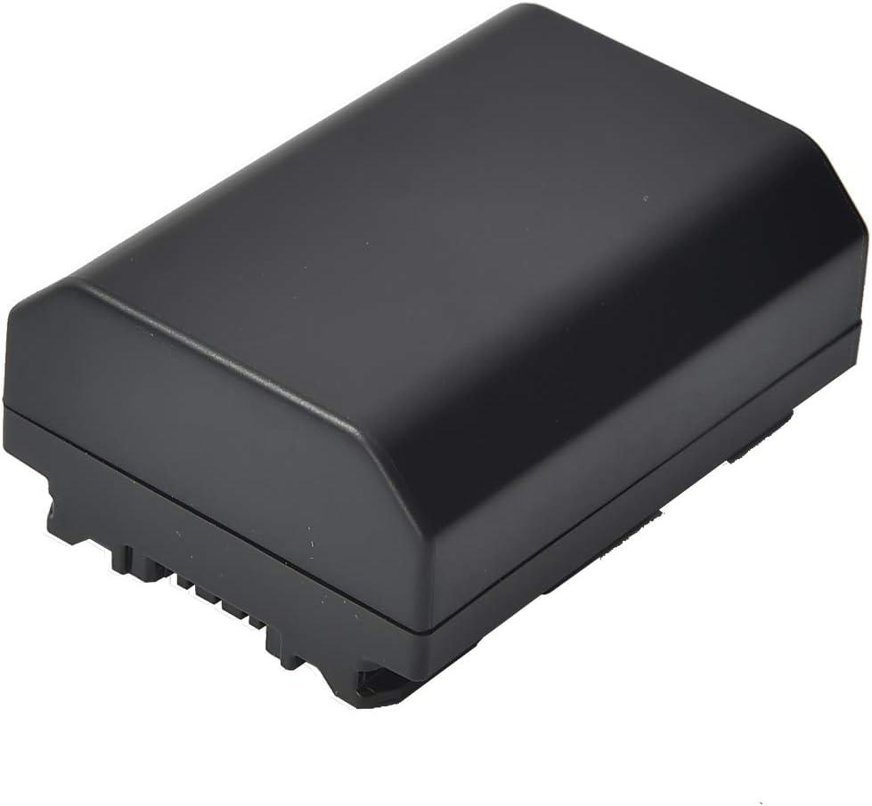 ILCE-9 ILCE-7RM3 DSTE 2 Piezas de Recambio de bateria NP-FZ100 Compatible con Sony Alpha 9 NPA-MQZ1K /α9 Alpha 9R /α7 III