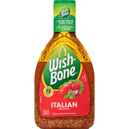 - Wish Bone  Salad Dressing, Italian, 24 Ounce (Pack of 6)