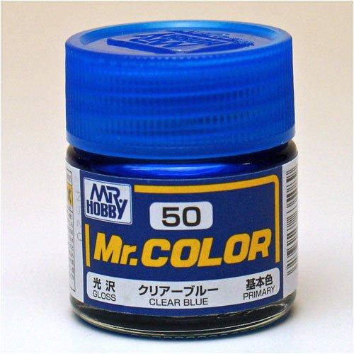 Mr.カラー C50 クリアーブルー