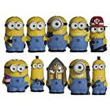 Despicable Me 2 Minion Finger Puppet Blind Package (Styles May Vary) 1 Puppet Supplied by Huckleberry