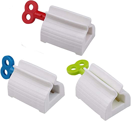 Plastique Presse Dentifrice R SODIAL