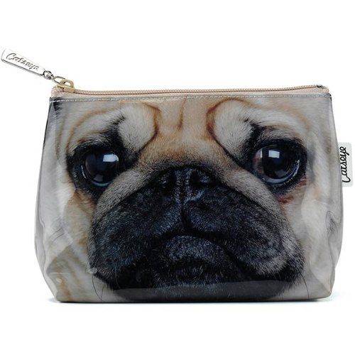 Catseye Pug Small Bag