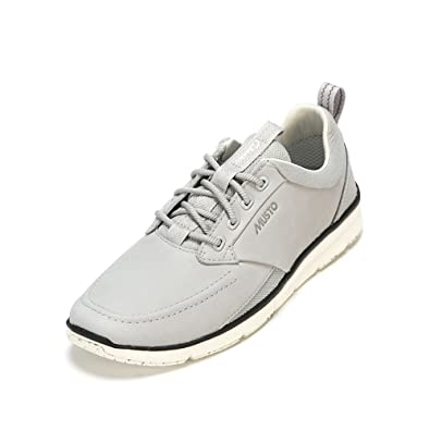 2aa7e294617241 Clarks Men s Orson Crew Low-Top Sneakers Grey Size  6.5 UK