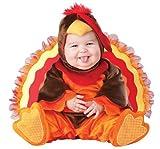 in character lil gobbler - Lil Gobbler Baby Infant Costume - Infant Large