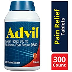 Advil (300 Count) Pain Reliever / Fever ...