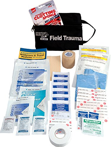 Kit Shooters (Adventure Medical Professional Series Tactical Field Trauma Kit with Advanced Clotting Sponge)