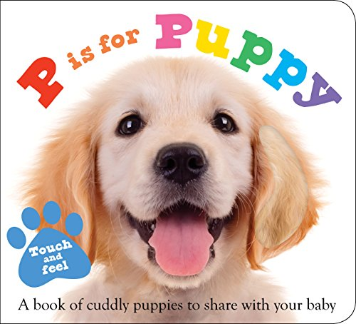 P is for Puppy (ABC Books)