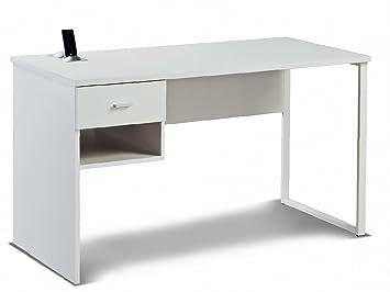 K i s s by röhr bureau ultimo blanc avec adaptateur sound unit