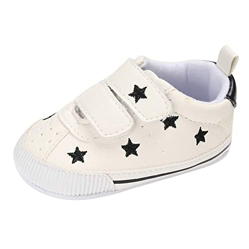 86786af5a139 MyMei Baby Shoes Soft Sole Infant Sneakers Embroidered Toddler Prewalkers  for Boys Girls (0-
