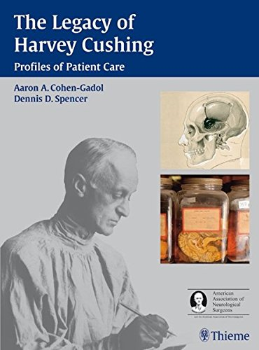 The Legacy Of Harvey Cushing  Profiles Of Patient Care