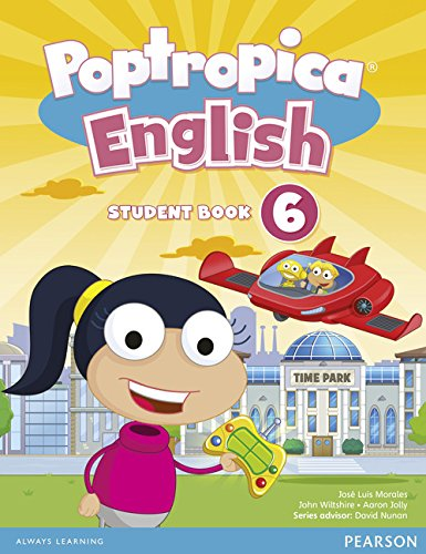 Read Online Poptropica English American Edition 6 Student Book PDF