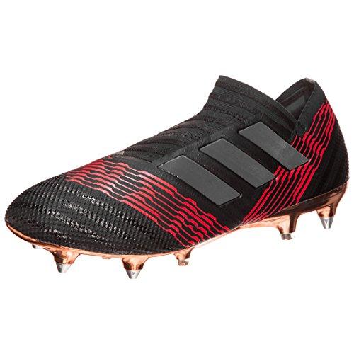 Adidas Mannen Nemeziz 17+ Sg Voetbalschoenen Zwart (cblack / Solred Cblack / Cblack / Solred)