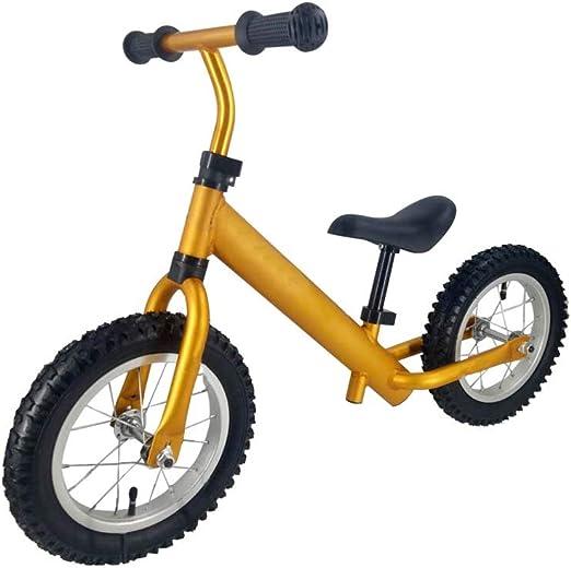 Bicicleta de equilibrio Bicicleta Para Niños, Bicicleta Sin ...