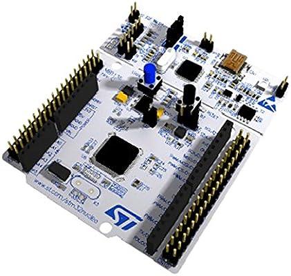 Stmicroelectronics Integriert Gehäuse Kompatible Arduino Morpho Steckern Entwic